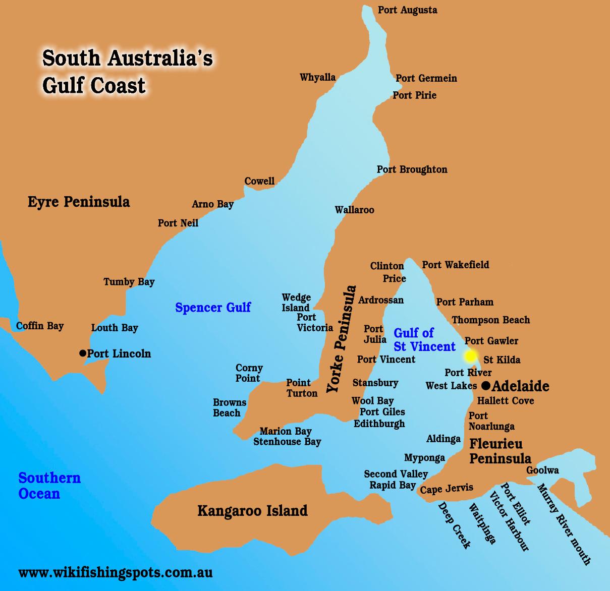 Port River, South Australia