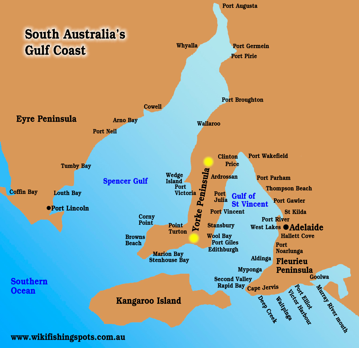Yorke Peninsula, South Australia