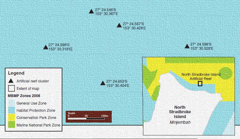 North Stradbroke Artificial Reef